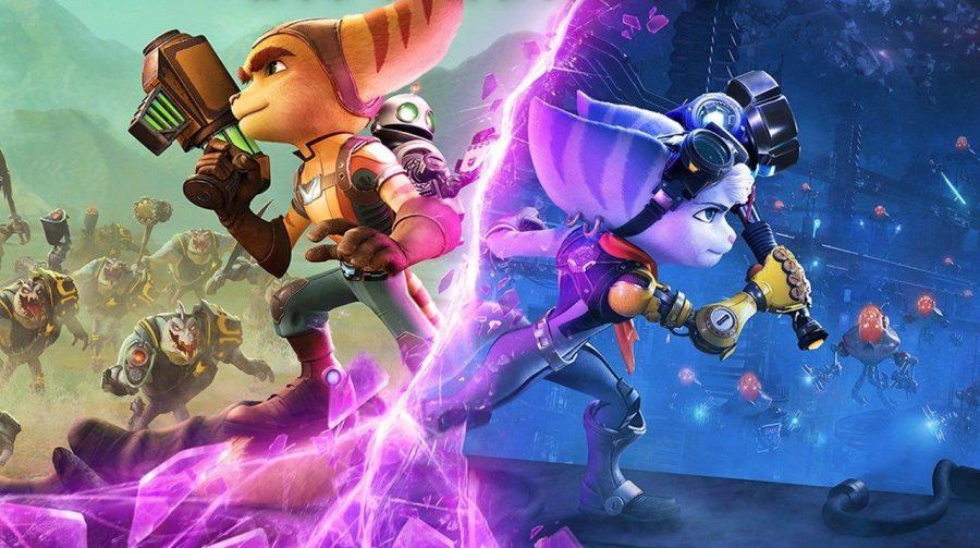 Pré-load de Ratchet & Clank: Em Uma Outra Dimensão já está disponível; baixe aqui!