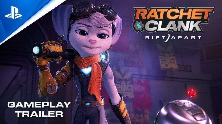 Sony apresenta a Lombax feminina de Ratchet & Clank: Em Uma Outra Dimensão e agenda State of Play