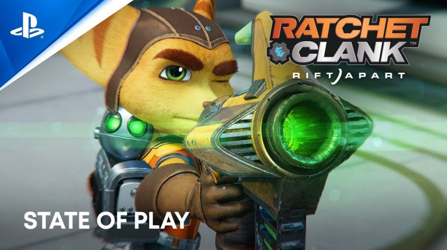 Sony revela gameplay incrível de Ratchet & Clank: Em Uma Outra Dimensão
