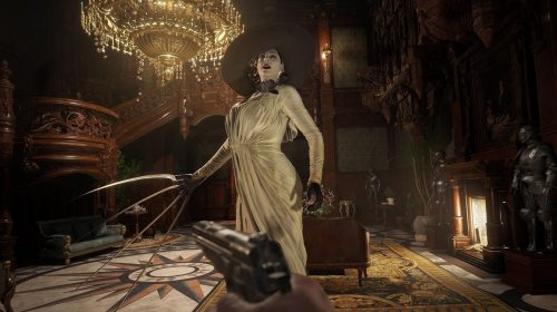 Como Mr. X, Dimitrescu também perseguirá os jogadores em Resident Evil Village