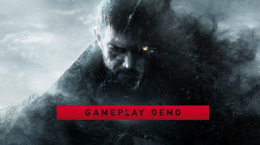 Agora vai! Arquivos da nova demo de Resident Evil Village aparecem na PSN