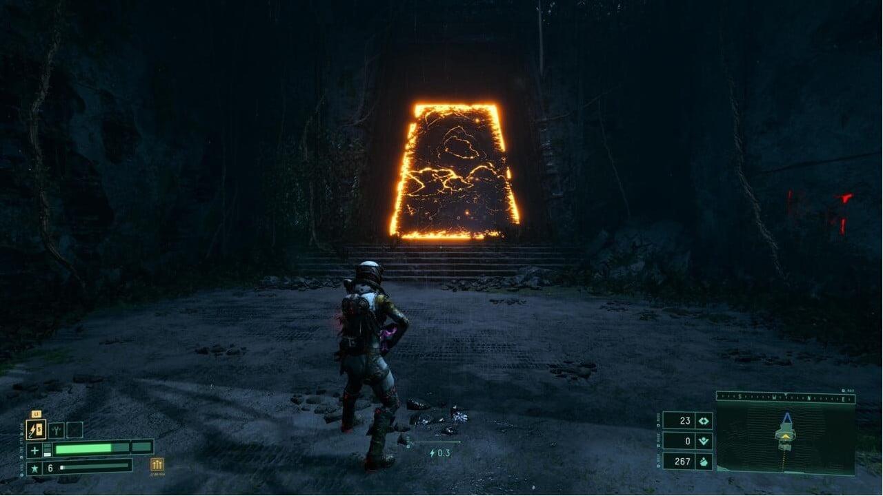 Returnal - Portal Amarelo