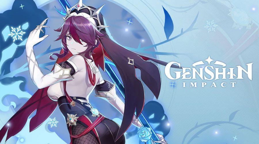 Rosaria está disponível em Genshin Impact como personagem jogável