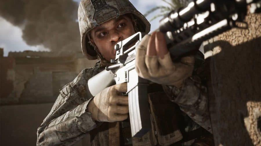 Santa Monica pode ter participado do desenvolvimento de Six Days in Fallujah