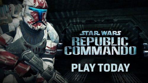 Star Wars Republic Commando está disponível no PS4 e no PS5; veja novo trailer