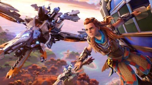 Aloy de Horizon Zero Dawn vai chegar ao Fortnite