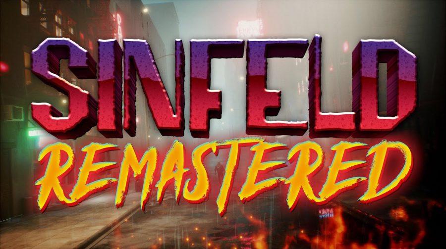 Sinfeld Remastered, um jogo criado em Dreams, está a caminho do PS5