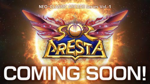 Sol Cresta, jogo da Platinum que era piada de 1º de abril, realmente chegará ao PS4