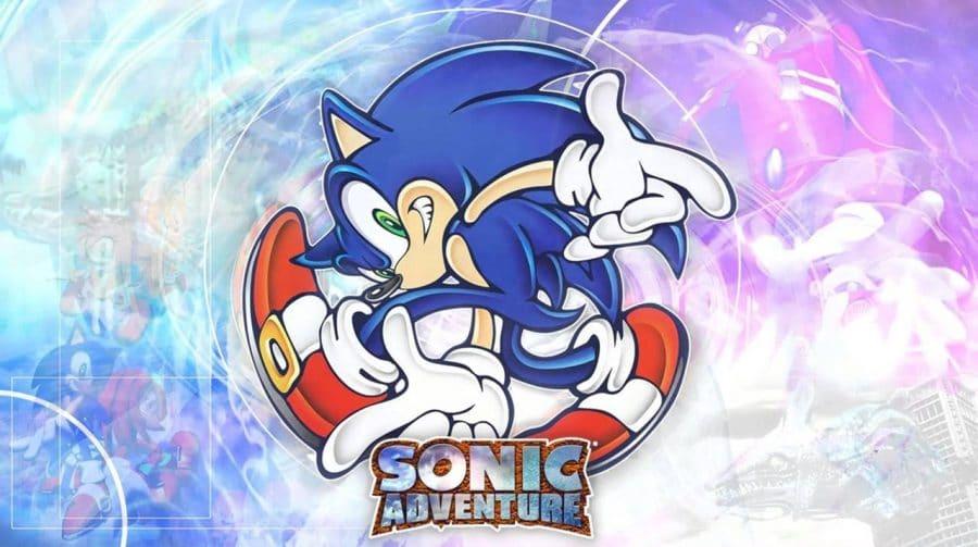 Jogadores recriam fase de Sonic Adventures em Dreams e o resultado é incrível