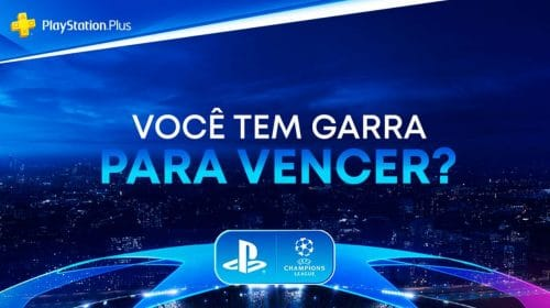 Sony lança concurso da Champions League com prêmios de até 5 anos de PS Plus