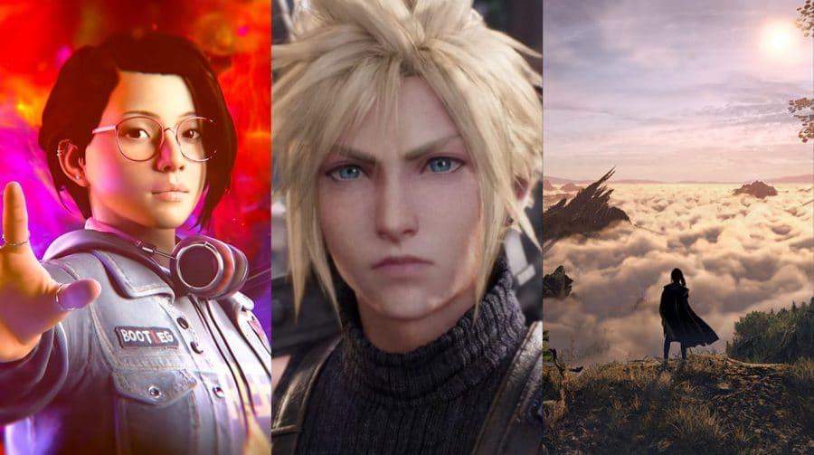 Gameplay de Forspoken? Square Enix confirma presença na E3 2021