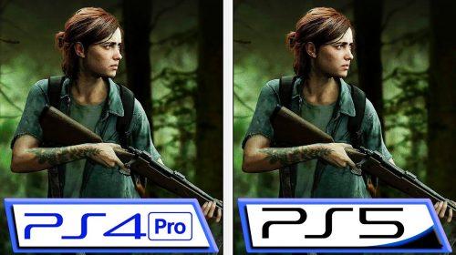 Canal mostra como The Last of Us Part II ficaria a 4K e 60 FPS no PlayStation 5