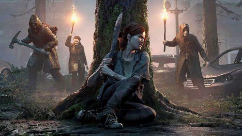 Digna! Bug faz Ellie pegar martelo no ar em The Last of Us Part II