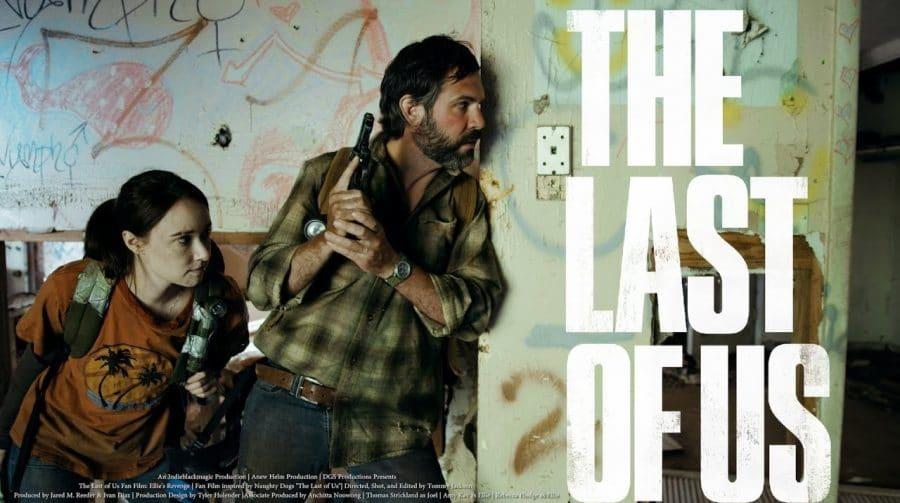 The Last of Us: curta feito por fãs homenageia Ellie e Joel