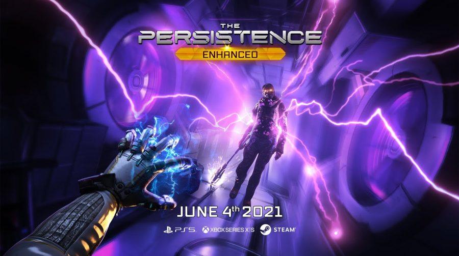 4K, ray tracing e mais: The Persistance Enhanced chega em junho ao PS5