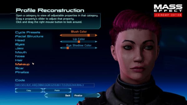 Trilogia Unificada - Mass Effect Legendary Edition