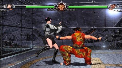 Virtua Fighter 5 Ultimate Showdown é classificado para PS4 na Coreia do Sul