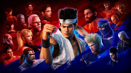Virtua Fighter 5 Ultimate Showdown é listado pela PlayStation Store da Ásia