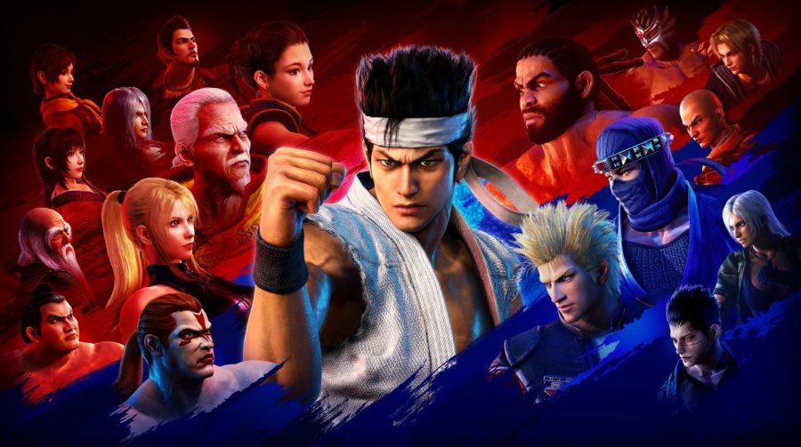 Virtua Fighter 5 Ultimate Showdown é listado pela PlayStation Store da Ásia