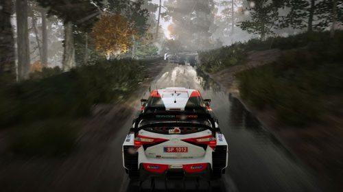 Novo trailer de gameplay de WRC 10 é revelado
