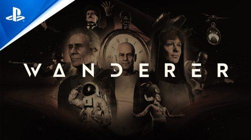 Jogo de viagem no tempo, Wanderer é anunciado para o PlayStation VR