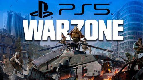Activision confirma versão de Warzone para a nova geração