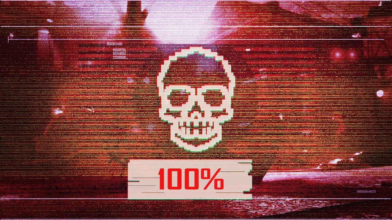 Imagem de 100% de contaminação em Warzone