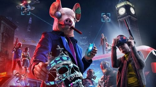 Watch Dogs Legion terá patch para rodar a 60 FPS no PS5 em breve