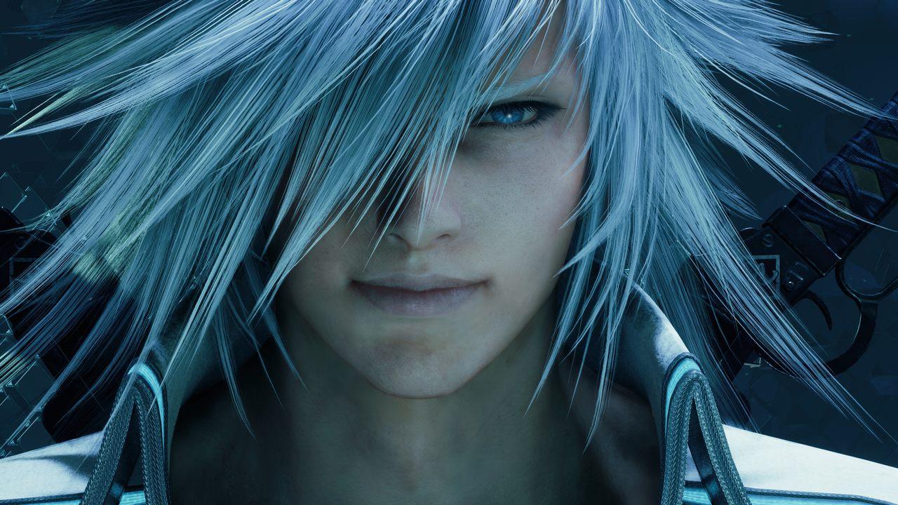 Imagem do vilão Weiss em Final Fantasy VII Remake