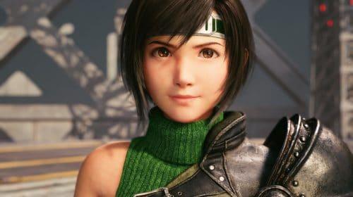 DLC de Final Fantasy VII Remake se chama