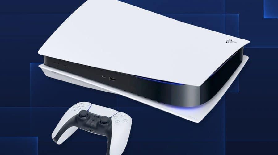 Sony lança nova atualização para o PS5