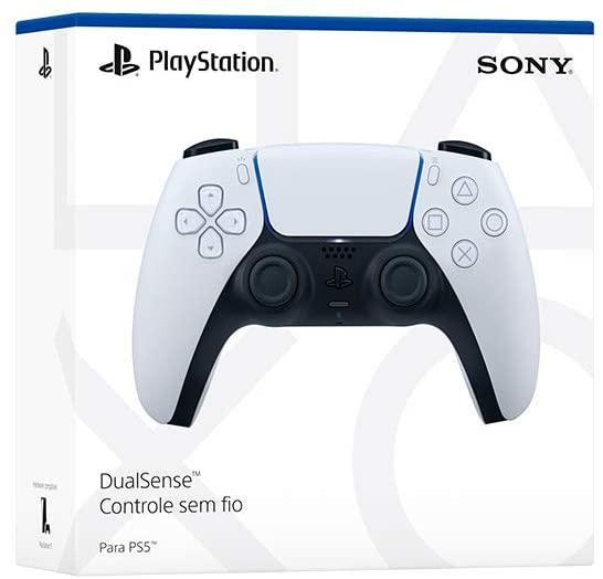 Controle sem fio DualSense - PS5