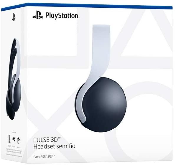 Caixa embalagem do Headset sem fio PULSE 3D comprar