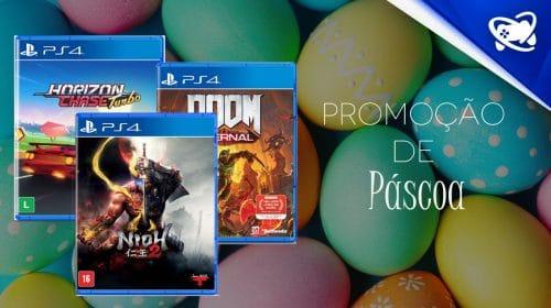 Melhor que chocolate: 11 jogos em promoção por até R$ 100