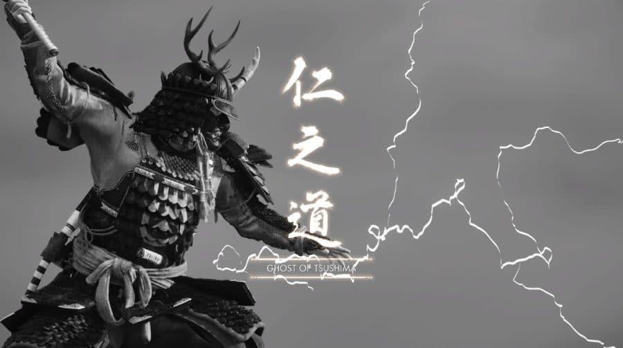 A influência da arte de Akira Kurosawa em Ghost of Tsushima