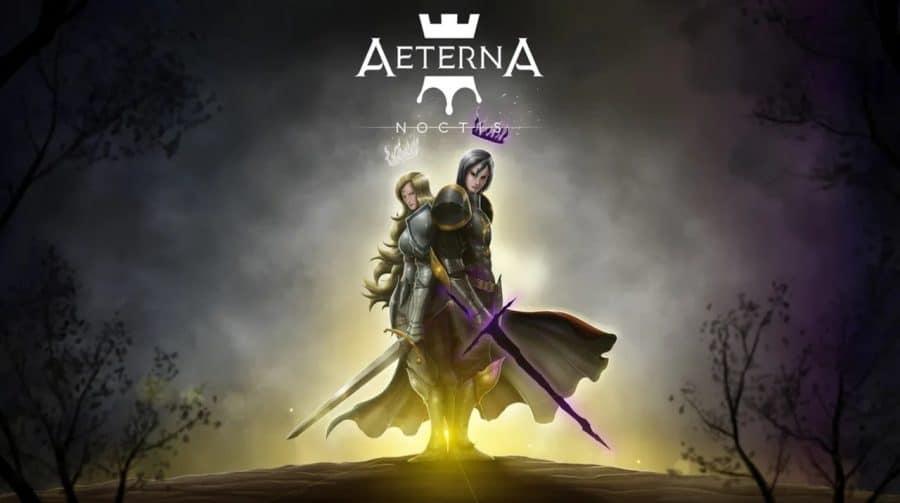 Aeterna Noctis, desenvolvido pelo PlayStation Talents, chega ao PlayStation 5 e PlayStation 4 em dezembro