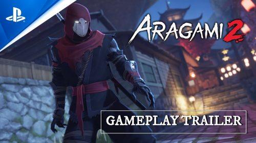 Aragami 2 chega em setembro ao PlayStation 4 e ao PlayStation 5