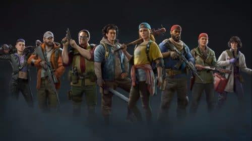 Gameplay frenético e cooperativo de Back 4 Blood é exibido na E3 2021