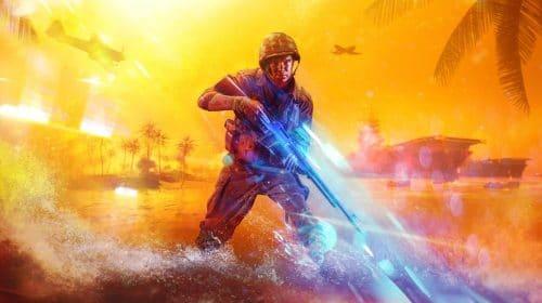 Vídeo divulgado como suposto trailer de revelação de Battlefield 6 é falso
