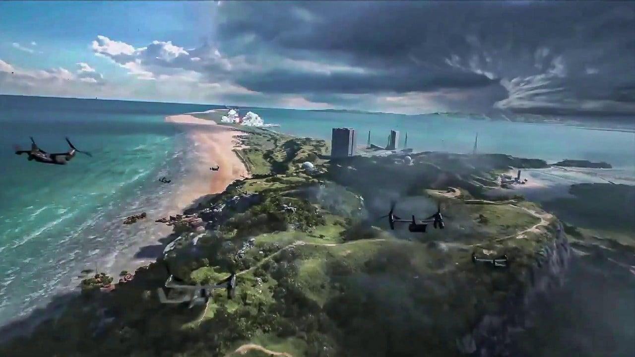 Battlefield 6 - Ilha Wake