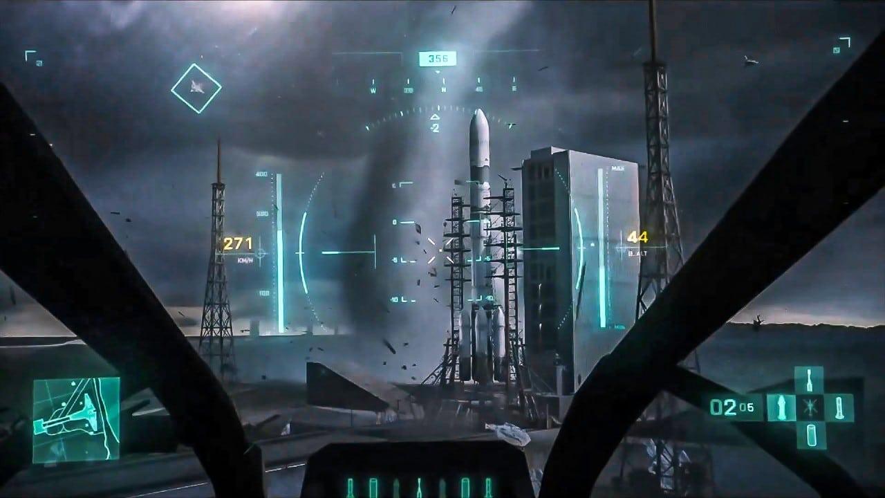 Battlefield 6 - Lançamento Foguete