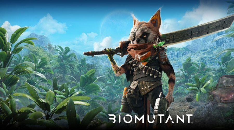 BioMutant pode oferecer mais de 65 horas de gameplay