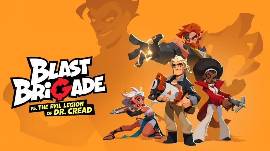 Blast Brigade vs The Evil Legion of Dr. Cread é anunciado para PS5 e PS4