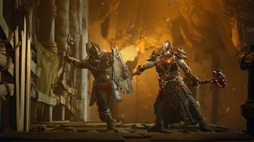 Inspirado no PvP de Dark Souls, Blood of Heroes é anunciado para PS4 e PS5