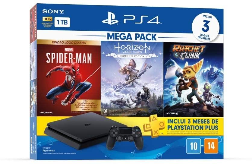 Bundle do PlayStation 4