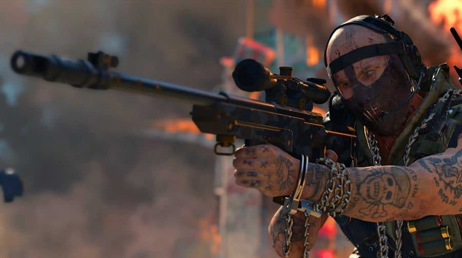 Warzone: jogadores imploram solução para a mira da Groza