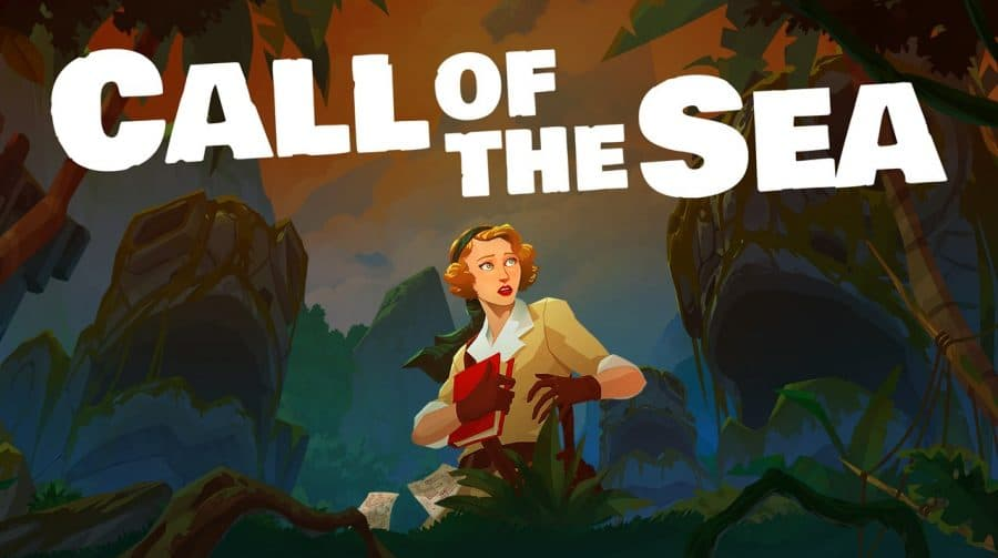 Jogo de puzzle e aventura, Call of the Sea chega ao PS4 e ao PS5 amanhã (11)