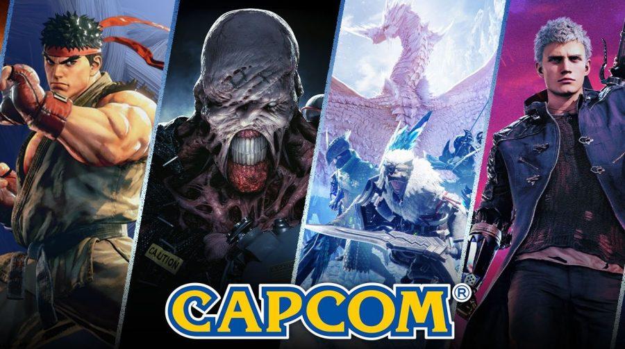 Capcom registra recorde em lucros, graças a Resident Evil e Monster Hunter