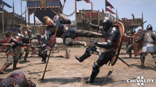 Chivalry II terá beta aberto com crossplay no dia 26 de maio
