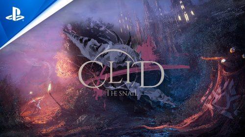 Clid The Snail, shooter exclusivo da PlayStation, chega este ano ao PS4 e ao PS5